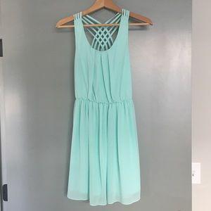 BCX Mint Green Dress
